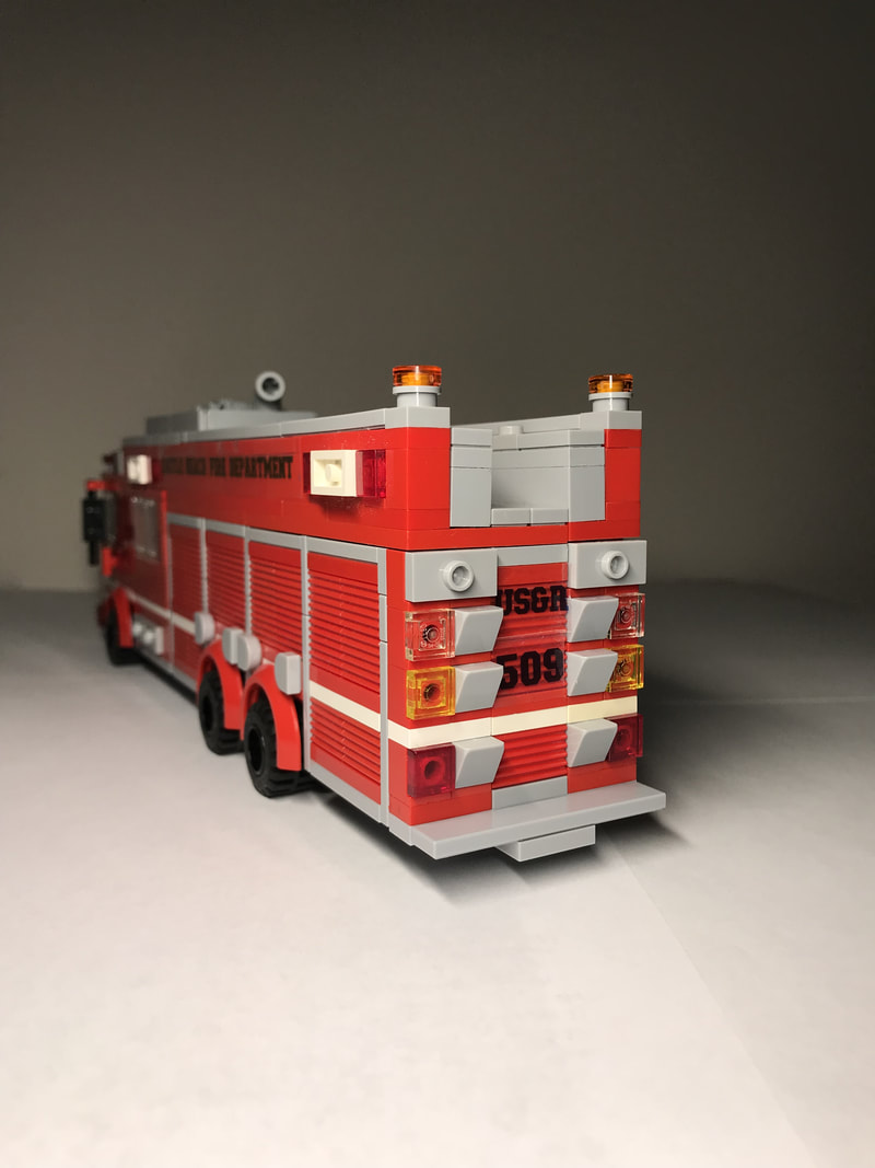 Station 9 - CASTLE BEACH FIRE DEPARTMENT